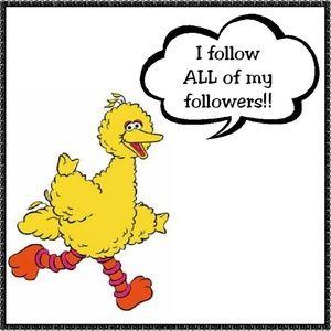 Follow my followers